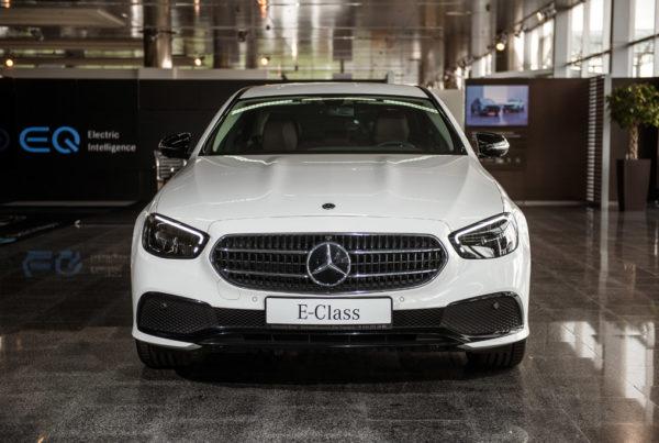 Mercedes-Benz E 300 de 4MATIC