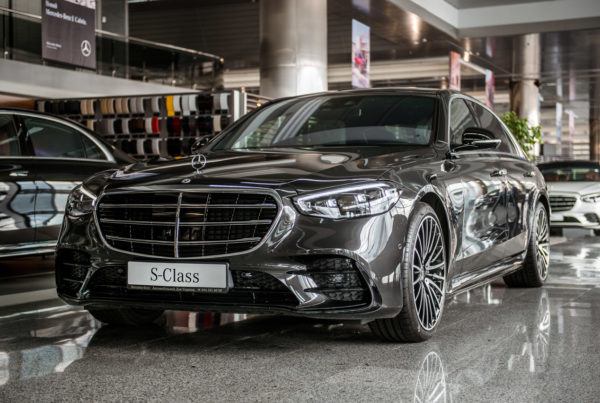 Mercedes-Benz S 400 d 4MATIC long