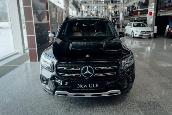 Mercedes-Benz GLB 200 d 4MATIC