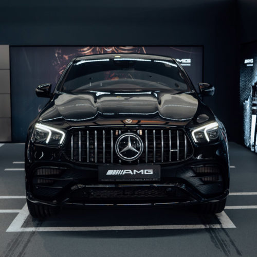 Mercedes-AMG GLE 63 S 4MATIC+ Coupé