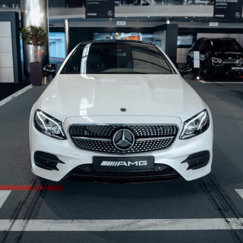 Mercedes-Benz E 220 d 4MATIC Coupé